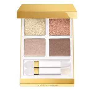 TOM FORD Eye Color Quad Eyeshadow - Golden Mink